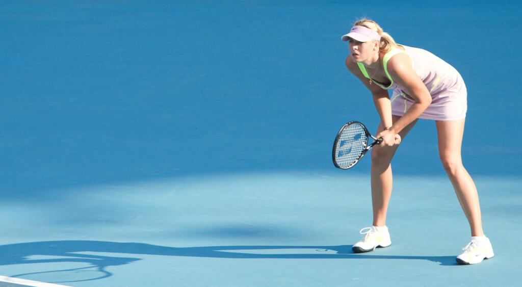 Wer hätte gedacht, das gerade eine Tennisspielerin die reichste Sportlerin der Welt ist? (Foto. Tim Wang)