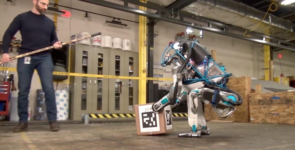 Dieser Roboter kann den Menschen schon bald ersetzten